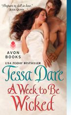 A Week to Be Wicked Paperback  by Tessa Dare