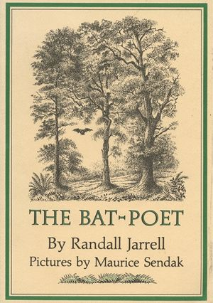 The Bat-Poet book image