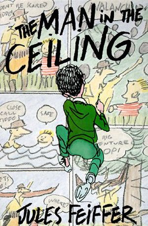 The Man in the Ceiling book image