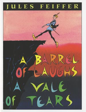 A Barrel of Laughs, A Vale of Tears book image