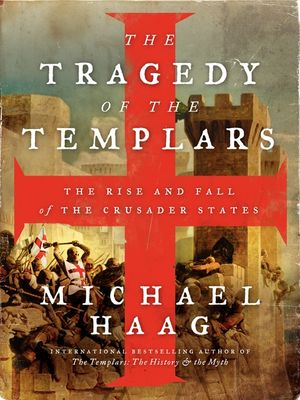 The Tragedy of the Templars book image
