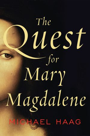 The Quest for Mary Magdalene book image