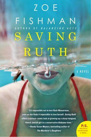 Saving Ruth book image
