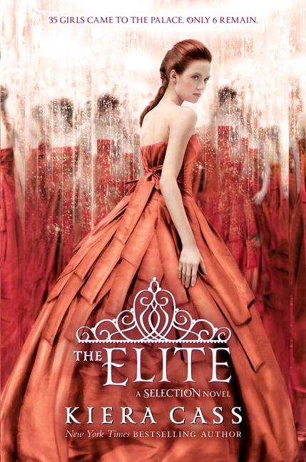 The Elite Kiera Cass E Book