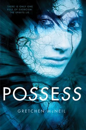 Possess book image