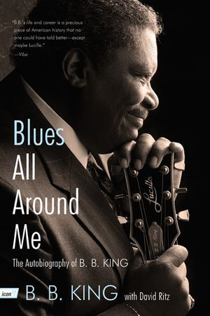 Blues All Around Me book image