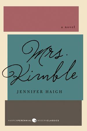 Mrs. Kimble book image