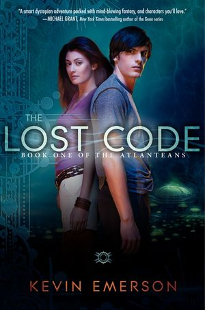 The Lost Code book image
