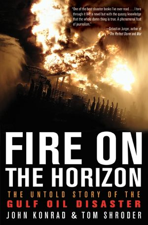 Fire on the Horizon book image