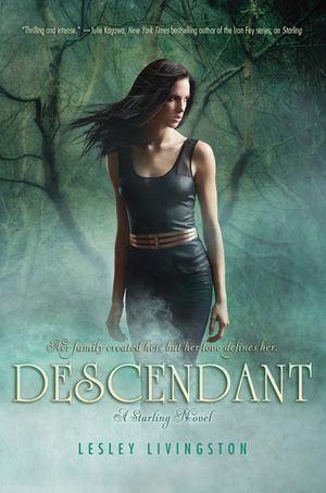 Descendant book image
