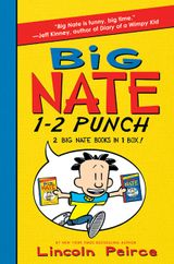 Big Nate 1-2 Punch: 2 Big Nate Books in 1 Box!