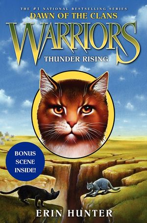Warriors: Dawn of the Clans #2: Thunder Rising book image