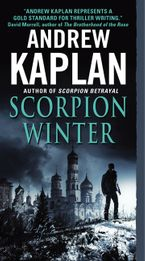 Scorpion Winter Paperback  by Andrew Kaplan