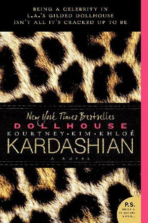Dollhouse book image