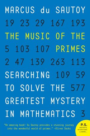 The Music of the Primes book image