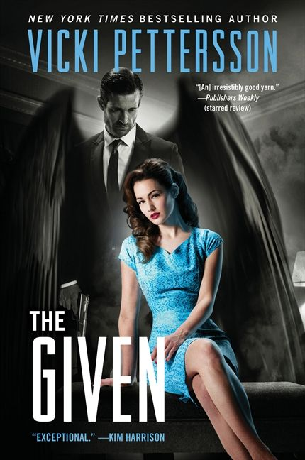 Book cover image: The Given: Celestial Blues: Book Three