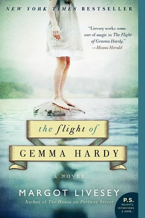 The Flight of Gemma Hardy: A Novel Paperback  by Margot Livesey