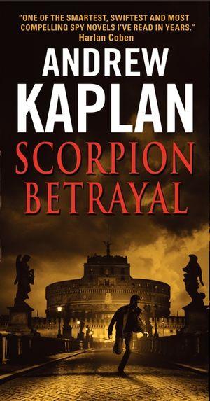Scorpion Betrayal book image