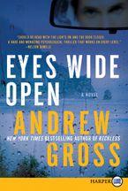 Eyes Wide Open Paperback LTE by Andrew Gross