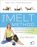 The MELT Method Hardcover  by Sue Hitzmann