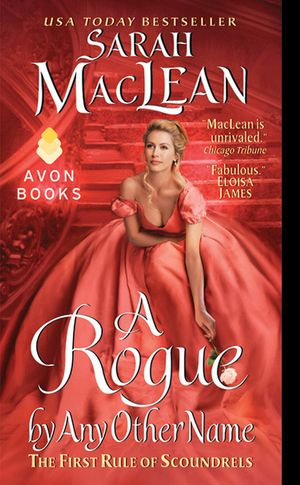 A Rogue by Any Other Name book image