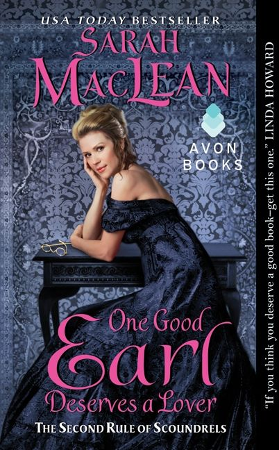 Sarah MacLean book cover