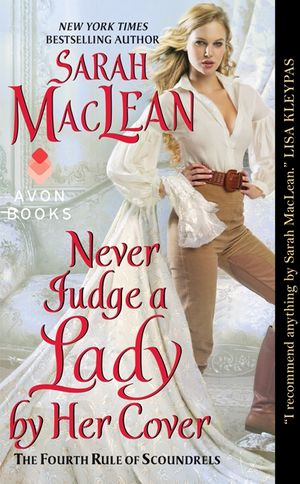 Never Judge a Lady by Her Cover book image