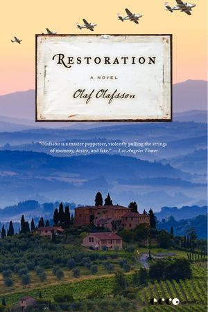 Restoration book image
