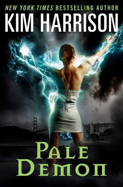 Book cover image: Pale Demon