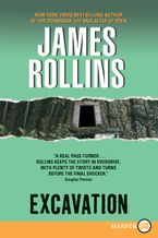 Excavation Paperback LTE by James Rollins