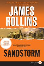 Sandstorm Paperback LTE by James Rollins