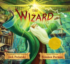 The Wizard book image