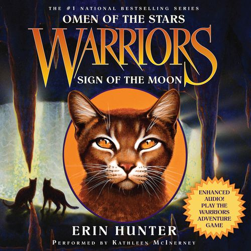 Warriors Erin Hunter Book Review: Warriors: Omen Of The Stars #4: Sign Of The Moon
