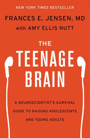The Teenage Brain book image