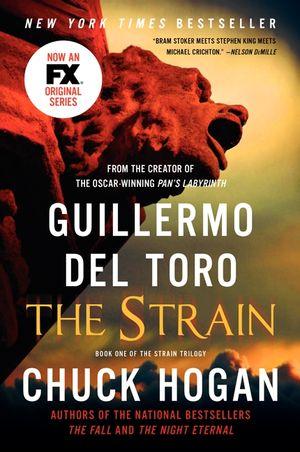 The Strain book image