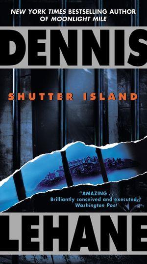 Shutter Island book image