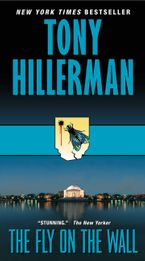 The Fly on the Wall Paperback  by Tony Hillerman
