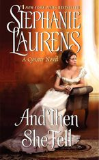 And Then She Fell Paperback  by Stephanie Laurens