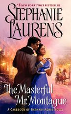 The Masterful Mr. Montague Paperback  by Stephanie Laurens