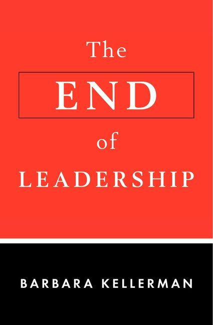 Book cover image: The End of Leadership