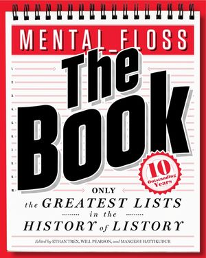 mental_floss: The Book book image