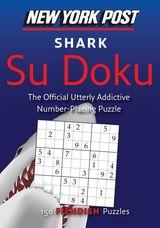 New York Post Shark Su Doku