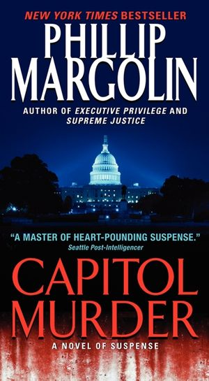Capitol Murder book image