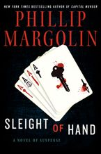 Sleight of Hand Hardcover  by Phillip Margolin