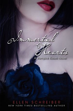 Vampire Kisses 9: Immortal Hearts book image