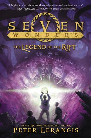 Seven Wonders Book 5: The Legend of the Rift book image