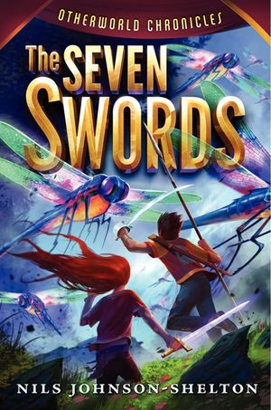 Otherworld Chronicles #2: The Seven Swords book image