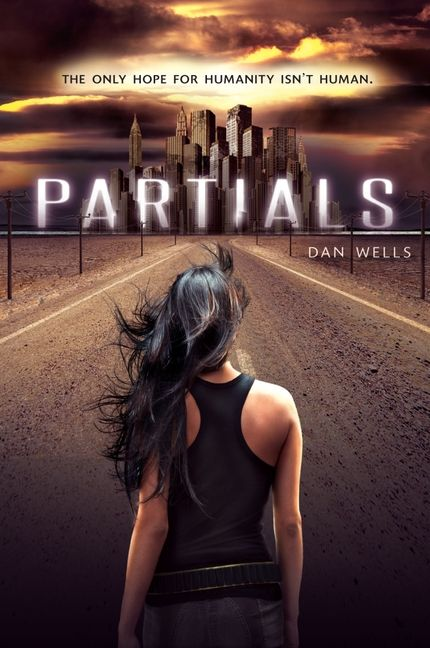 Partials dan wells hardcover read a sample enlarge book cover fandeluxe Images