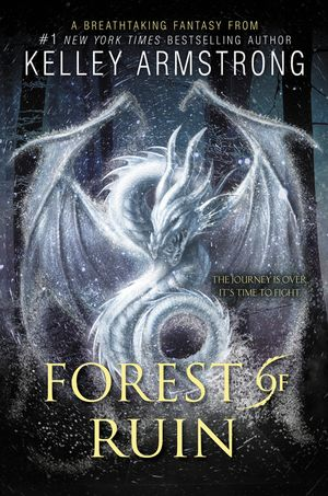 Forest of Ruin book image