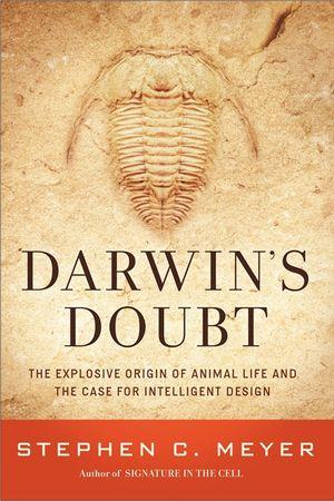 Darwin's Doubt book image